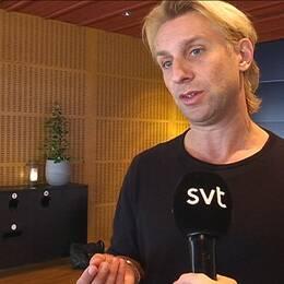 Anders Hansen som är överläkare i psykiatri