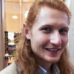 Poeten Olle Östergren
