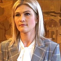 """""""Vi har ett ansträngt ekonomiskt läge"""", säger Ella Kardemark (KD) som är ordförande i socialnämnden i pressmeddelande."""
