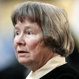 Lisbeth Palme har avlidit – 87 år gammal.