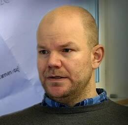 Thomas Olsson, före detta administrativ direktör för Region Västernorrland.
