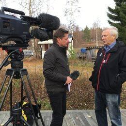 Nils-Gunnar Molin, styrelseordförande för Voon.