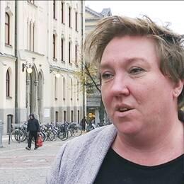 Ullis Sandberg (S), ordförande i Örebrokompaniet.