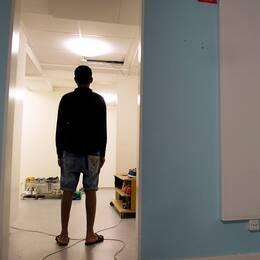 Flyktingboende för ensamkommande barn