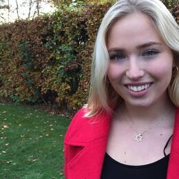 Mira Malm Kelber ser det som sin plikt att föra berättelsen och kunskapen om Kristallnatten vidare.