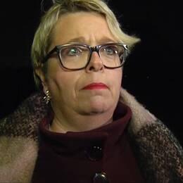 Marie-Louise Wernersson (C), kommunstyrelsens ordförande i Falkenberg.