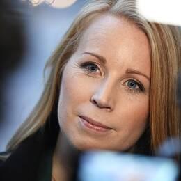 Lööf: C röstar nej till Kristersson