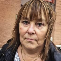 Ina Fagerlind, ordförande för Kommunal i Gävle
