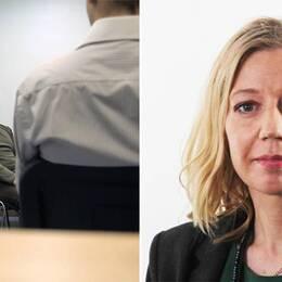 Elin Jönssons krönika om mansrollen i Ryssland skapade debatt i ryska medier.