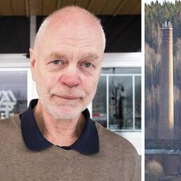 SCA informationschef Björn Lyngfelt