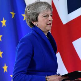 EU godkände brexitavtal