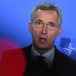 Nato och USA kritiserar Ryssland