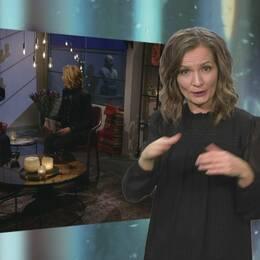 Nobelsändningar teckenspråkstolkas