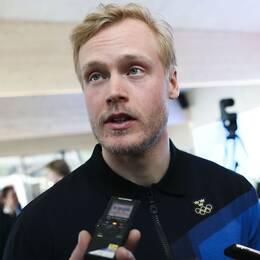 Sveriges Victor Öhling Norberg.
