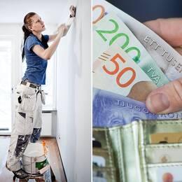 M och KD:s budgetförslag innehåller sänkt skatt för både inkomsttagare och pensionärer.