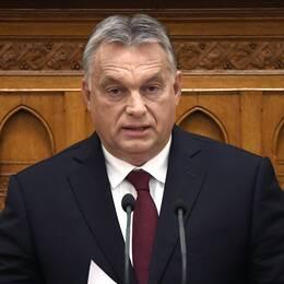 Ungerns premiärminister Viktor Orban.