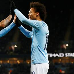 Manchester City vann enkelt i kväll.
