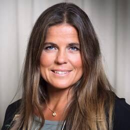 SVT:s expert Pernilla Wiberg.