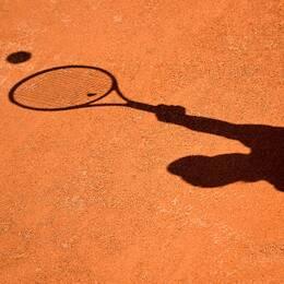 tennis skugga