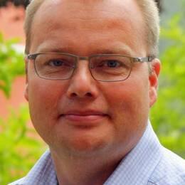 Robert Tingvall, vd Södertälje Hamn.