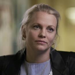Emelie Pilthammar och Joakim Larsson, moderata kommunpolitiker