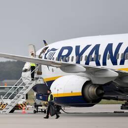 Ryanair-plan