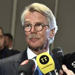 Björn Wahlroos, Nordeas styrelseordförande, slutar. Arkivbild.