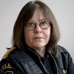 Generaltulldirektör Charlotte Svensson.