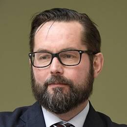 Kemikalier och chefsåklagare Per Lindqvist