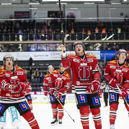 Örebro firar efter 5-2 mot Djurgården