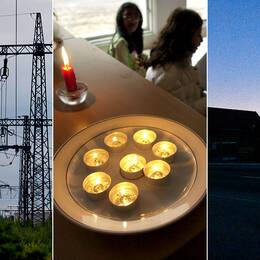 Svenskarna dåligt förberedda på strömavbrott