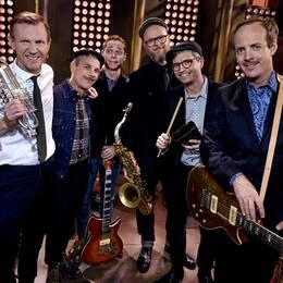 Bandet Augustifamiljen lämnar På spåret efter tio år.