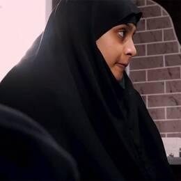 Brittiska Shamima, 19, berättar i Sky News om tiden hos terrorgruppen IS i Syrien – och att hon nu vill återvända till Storbritannien