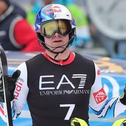 Alexis Pinturault vann kombinationstävlingen i bulgariska Bansko.