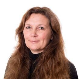 Carina Skagerlind, presstalesperson på polisen i Stockholm.