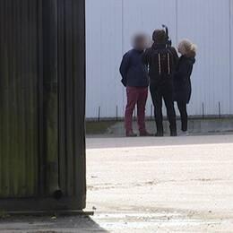SVT Nyheter Blekinge möter företagaren som misstänks ha fuskat med rutavdragen