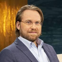 Erik Hemmingsson forskar om övervikt.