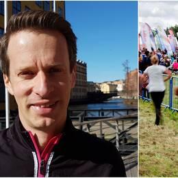 Tomas Öberg, genrallsekreterare O-ringen Kolmården