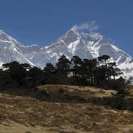 Mount Everest ska mätas om