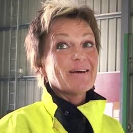 avfallsingenjören Eva Aronsson