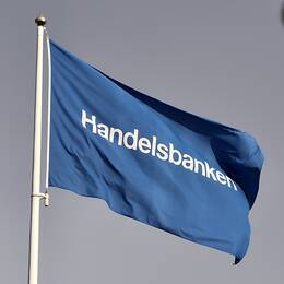 Handelsbankens flagga