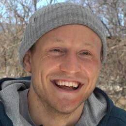 """Svenske UFC-fajtern Jack """"The Joker"""" Hermansson, 30, är född och uppvuxen i Uddevalla, men bosatt i Oslo sedan tio år tillbaka."""