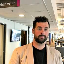 SVT:s redaktör Anton Svendsen förklarar hur redaktionen resonerat när vi valde reportage.