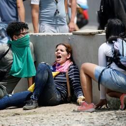 """""""När man grundar sitt styre på militären och inte på mänskliga rättigheter, kommer svaret från en sådan regering alltid vara våld"""", säger Erik Jennische, latinamerikachef på Civil rights defenders."""