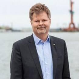 Axel Josefsson (M), komunalråd.
