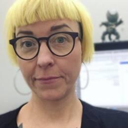 Porträttbild Carolina Gustafsson