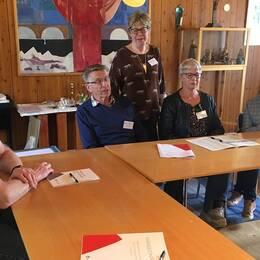 Vallokalen i Häggdånger