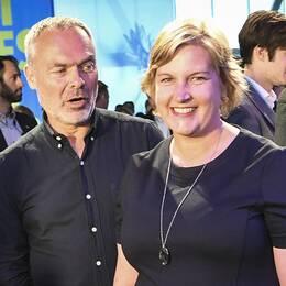 Soraya Post från Feministiskt initiativ, Alice Bah Kuhnke från Miljöpartiet och Karin Karlsbro från Liberalerna blir av Valu att döma de som tappar mest EU-valet