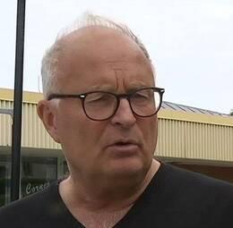 Sten-Ove Danielsson (S), kommunalråd i Ånge.