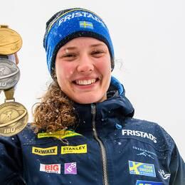 Hanna Öberg tilldelas Victoriapriset för 2019.
